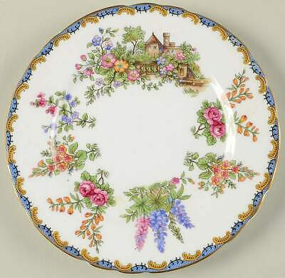 Aynsley WILTON (SCALLOPED) Bread & Butter Plate 10205435