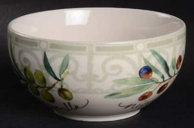 222 Fifth OLIVE CONNOISSEUR Soup Cereal Bowl 10383803