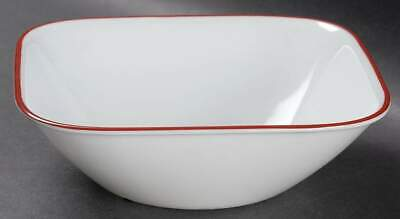Corning KYOTO LEAVES Square Soup Cereal Bowl 10603117