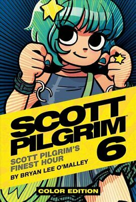 Scott Pilgrim: Finest Hour Volume 6 by Nathan Fairbairn 9781620100059