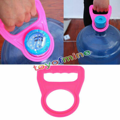 Bottle Handle Carrier Easy Lift Transport 5 / 3 Gallon Water Cooler Bottle Jug