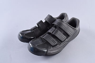 cbc4684bc SHIMANO RP2 ROAD Bike Cycling Shoes Men s US 8.9 EU 43 Black SPD 2 3 ...