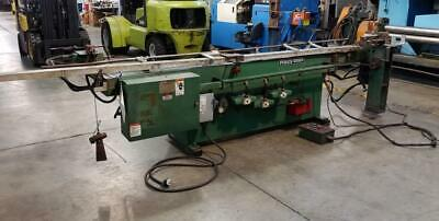 Pines #1 Horizontal Mandrel Type Tube Bending Machine