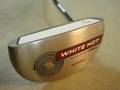 """ODYSSEY White Hot Pro Rossie 34"""" Putter w/Head Cover NICE"""