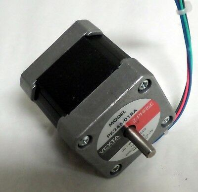 Vexta Model Pk245-01Ba 2-Phase Stepping Stepper Motor