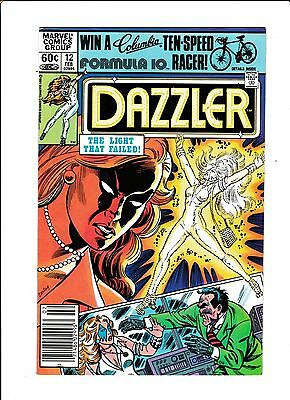 Dazzler No.12  : 1982 :   : Mark Jeweler Variant! :