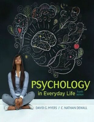 Psychology in Everyday Life 4th Edition By Myers, Nathan DeWall [PDF]