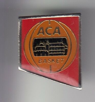 Rare Pins Pin's .. Sport Basket Ball Team Club Aca Championnat Amerique Usa ~Dv