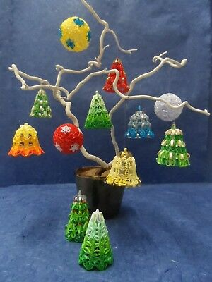 Quilling Kit -  Decorations For Christmas