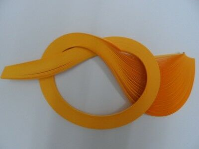 Quilling Paper 5mm, 100 strips  -  Gold