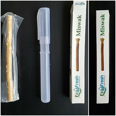 2 pcs Miswaak Miswak Meswak Sewak Arak Siwak Peelu Natural Dental care