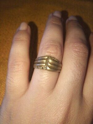 Rare Ancient ROMAN Bronze RING
