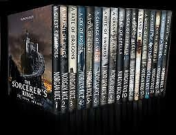 The Sorcerer's Ring Series, AUDIOBOOKS 1-17 Complete - Morgan Rice (M4B)