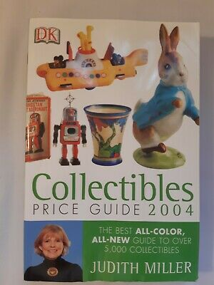 Collectibles Price Guide 2004 Judith Miller Soft Cover 600 Pages