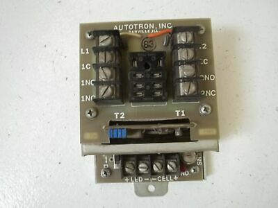 Autotron Cpt360 Relay Contact 120V *Used*