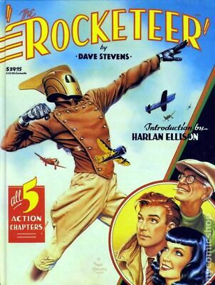 Rocketeer HC (Eclipse) 1A-1ST 1985 VF Stock Image