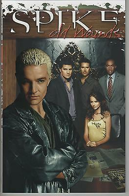 Spike Old Wounds #1 One Shot comic book TPB Buffy Angel TV show series Whedon
