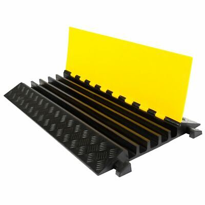 Modular Rubber 5-cable Warehouse Electrical Snake Cover Protector Ramp Track Numerous In Variety Back To Search Resultstools Woodworking Machinery Parts