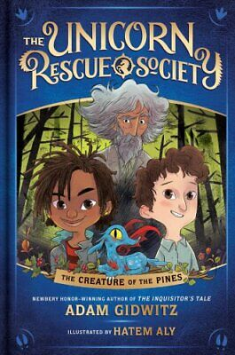 The Creature Of The Pines (Unicorn Rescue Society 1) 9780735231702 | Brand New