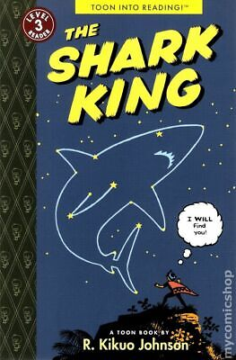 Shark King TPB (A Toon Book) #1-1ST 2014 NM Stock Image