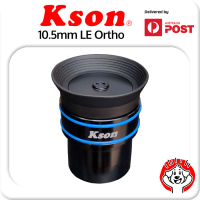Kson Abbe Ortho (Orthoscopic) 10.5mm Fully Multi-Coated Eyepiece
