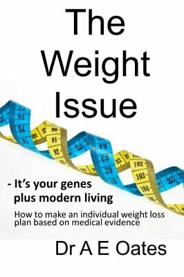 The Weight Issue: -Its your genes plus modern living. How to make an individual