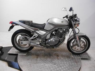1991 Yamaha SRX400 Unregistered Japanese Import Classic Restoration Project