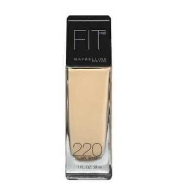 *MAYBELLINE FIT ME Liquid Foundation SPF 18 - 220 Natural Beige*