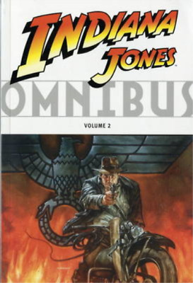 Indiana Jones Omnibus: v. 2, Various, Used; Good Book