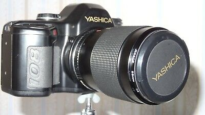 Yashica 108 With 28-80 Zoom Lens