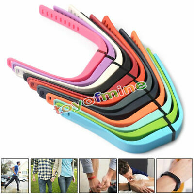 Replacement Wristband Strap Bracelet Watch Band Classic Buckle for Fitbit Flex