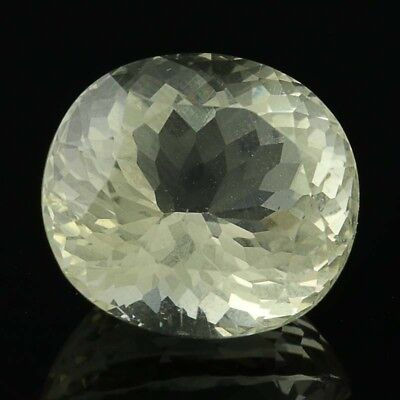 6.29ct Orthoclase Gemstone - Oval Cut Loose Solitaire
