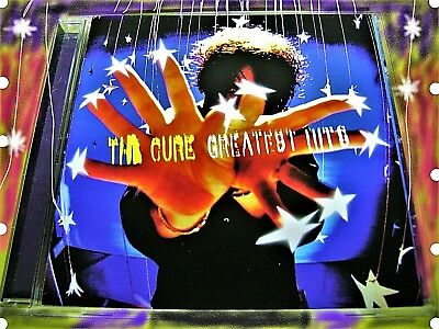 THE CURE - GREATEST HITS | BOYS DON'T CRY Lullaby LOVESONG The Walk | 111austria