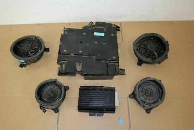 Mercedes ML W163 Bose Soundsystem Boxen 6-tlg. Subwoofer sq