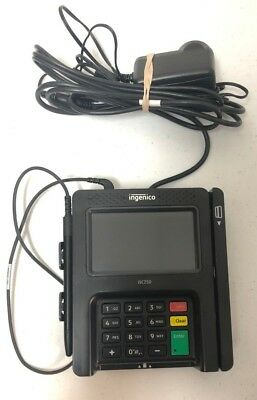 INGENICO ISC250 TOUCH SCREEN POS CC PAYMENT TERMINAL NEW