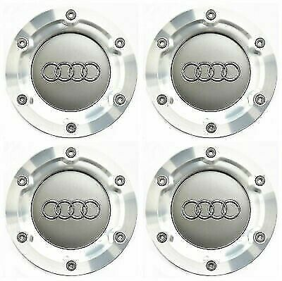 4 x Audi TT Wheel Centre Caps MK1 1998-2005 8N0601165A 147mm