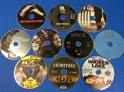 Lots Of Movies #03 (DVD,Blu-ray/Disc Only) -18101-45