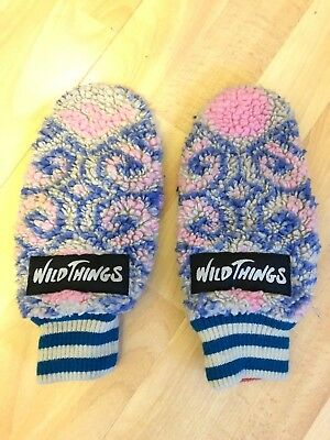 Wild Things x Frapbois Mittens