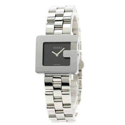 e3c630946f2 GUCCI 3600L STAINLESS Steel Women s G Watch Excellent Condition - 23 ...