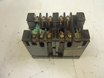 General Electric Cr122A04302Aa Industrial Relay *Used*