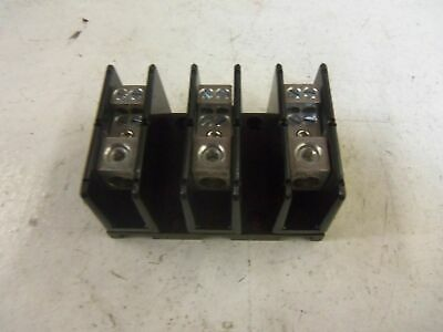 Bussmann Pd220-3 Fuse Holder *Used*