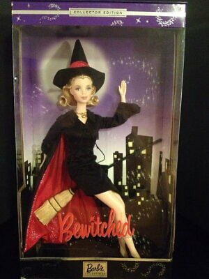 Barbie Bewitched Collector Doll Samantha (2001)