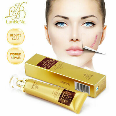 LanBeNa - TCM SCAR AND ACNE MARK REMOVAL GEL OINTMENT (30g) Acne Scar Cream GG