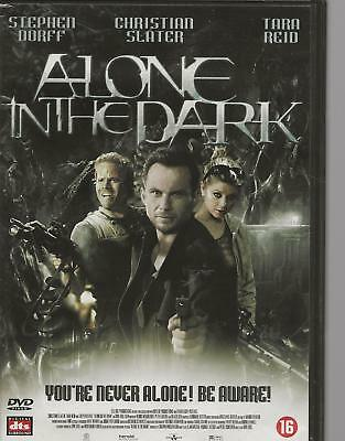 Dvd Alone In The Dark - English / Christian Slater  / Nl R2
