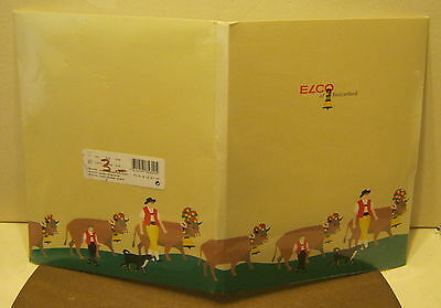 ELCO of Switzerland STATIONERY SET White with Water Mark Sheets & Envelopes NEW!