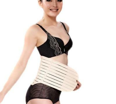 Postpartum Belt Belly Wrap Body Shaper Support Recovery Girdle After Birth RF