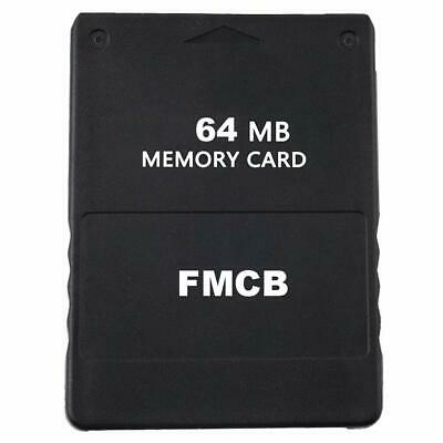 Free McBoot 64MB Memory Card v1.953 for PS2