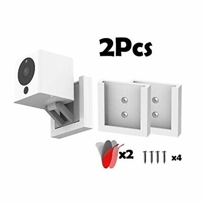 Wall Mount Wyze Cam V2 1080p HD Indoor Wireless Smart Home Camera 2 Packs