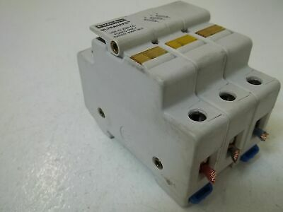 Ferraz Shawmut Uscc3I Fuse Holder *Used*