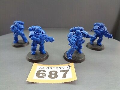 Warhammer 40,000 Space Marines Primaris Intercessors 687